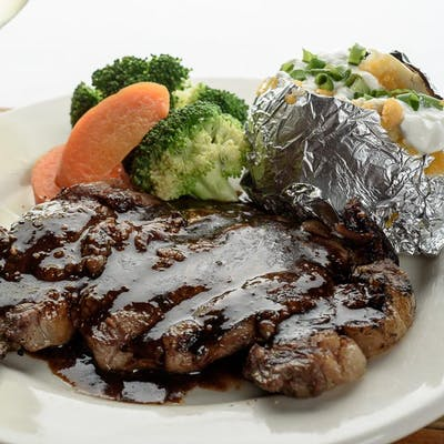 (16 oz.) Pepper Steak