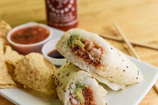 L.H.M. (Lord Have Mercy) Burrito