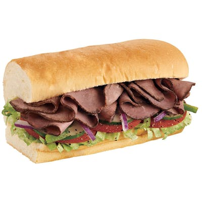 Kid's Roast Beef Sub Meal