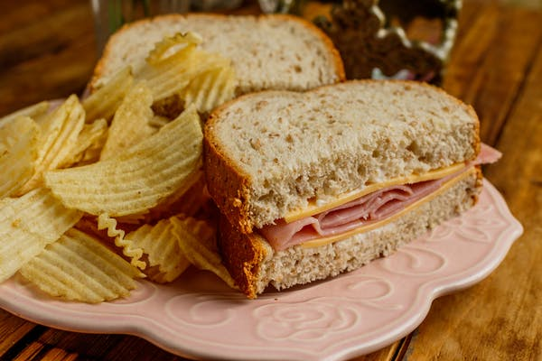Ham & Cheese Sandwich