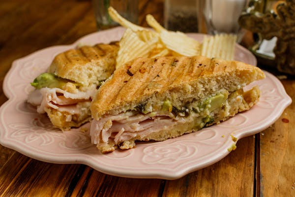 Tex-Mex Turkey Sandwich