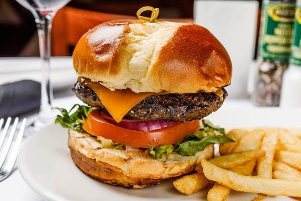 (½ lb.) Wagyu Beef Burger