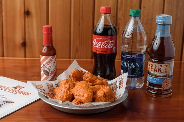 (10 pc.) Wings Coca-Cola Combo