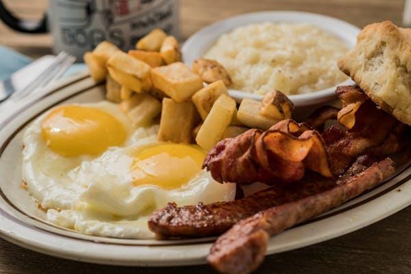 St. Francis Street Breakfast
