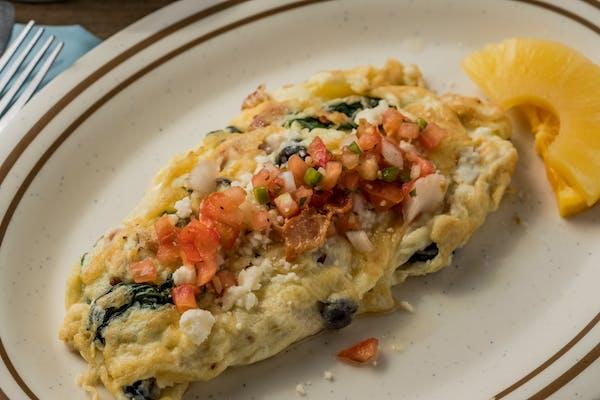 Pam's Omelet