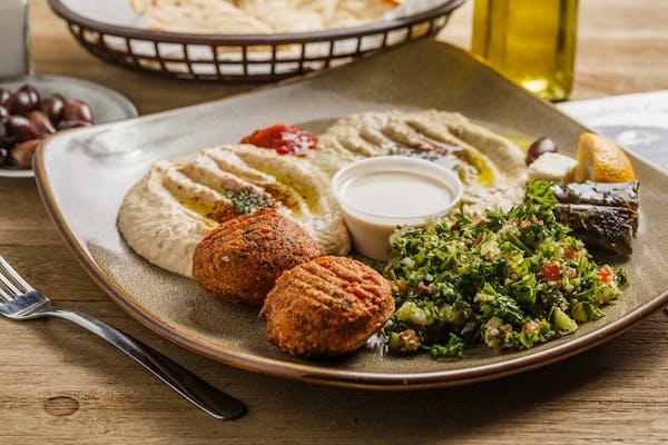Jerusalem Combo Appetizer