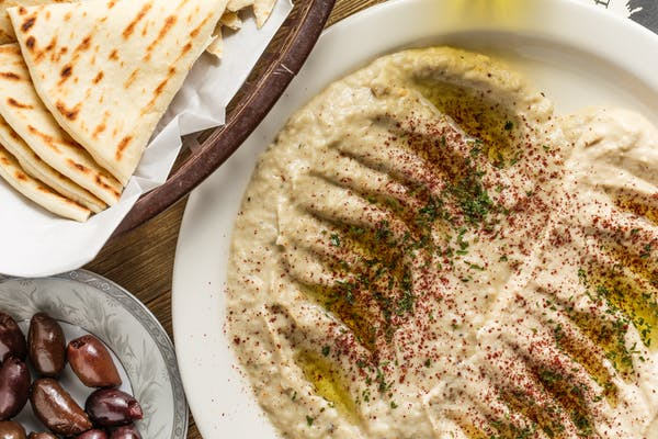 Hummus & Baba Ganouj