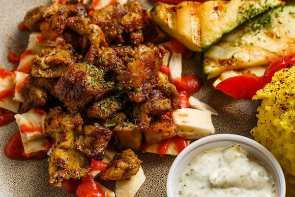 Shawarma Dinner Platter