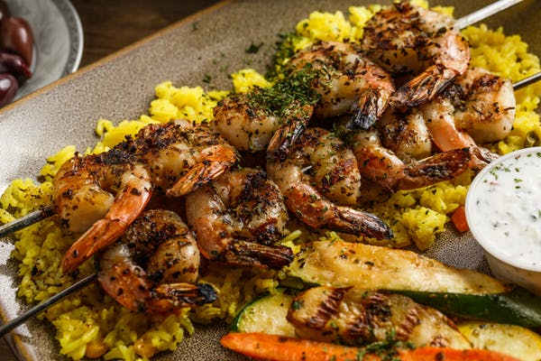 Shrimp Kabob