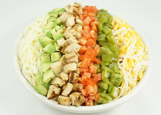 Mexi-Cobb Salad