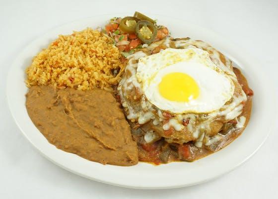 Southwestern Enchiladas