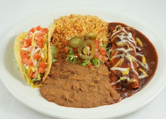 Taco & Enchilada