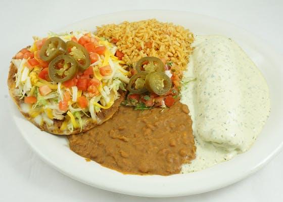 Chalupa & Enchilada