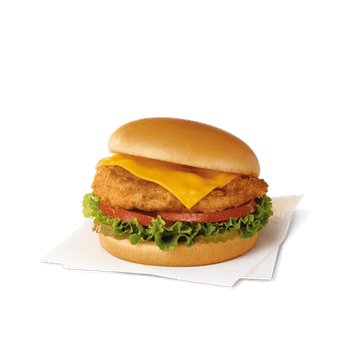 #1 Chick-fil-A Deluxe Sandwich