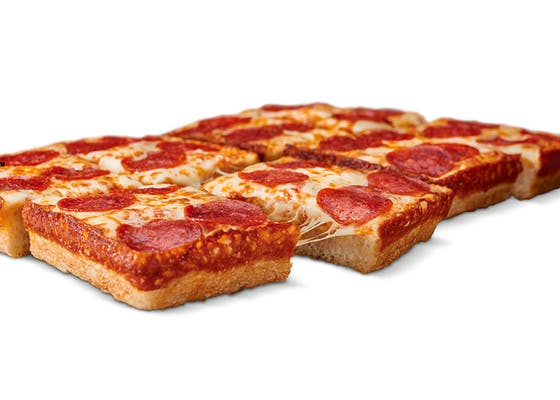 Deep! Deep! Dish Pepperoni Pizza
