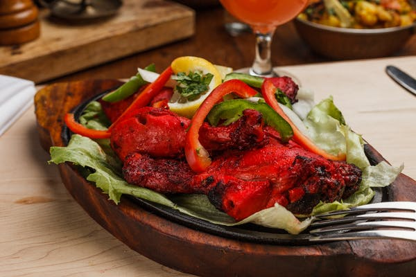 Mixed Tandoori Platter (Mix Grill)