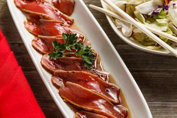 Pepper Tuna Appetizer