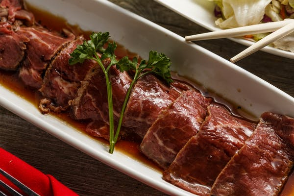 Beef Tataki Appetizer