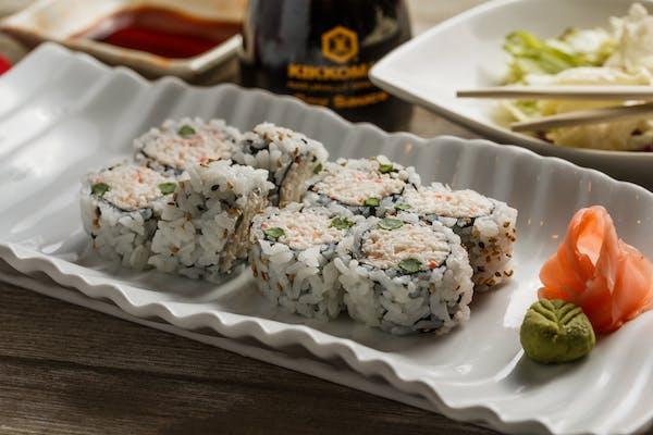 Asparagus & Crab Roll