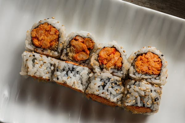 Spicy Crawfish Roll