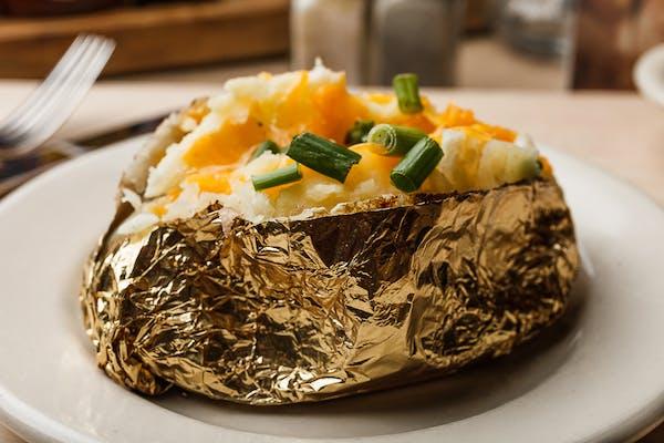 Whole Baked Potato