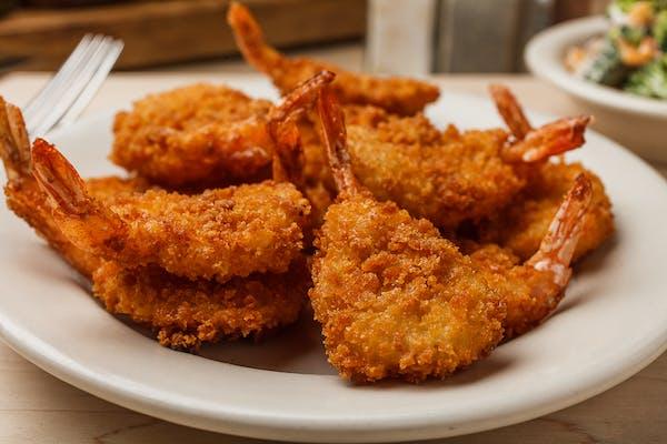 Butterflied Fried Shrimp (12 pc.)
