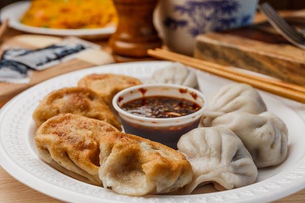 9. Dumplings