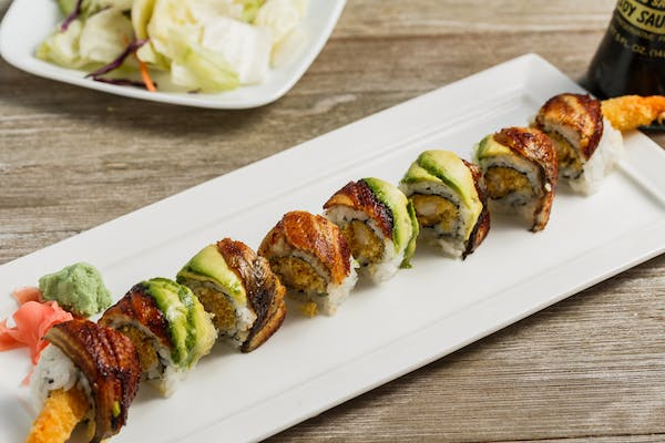 Crazy Dragon Roll