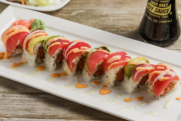 Dancing Tuna Roll