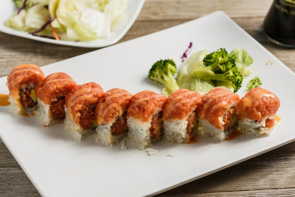 Double Spicy Tuna Roll
