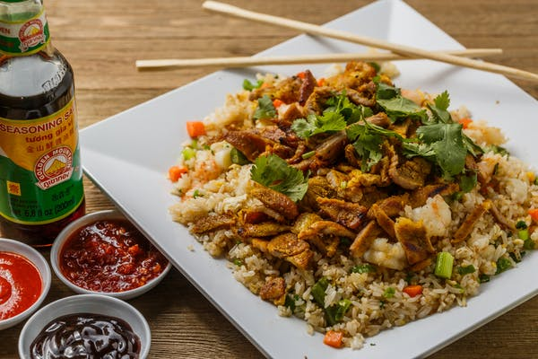 C7. Vietnamese Fried Rice with Shrimp