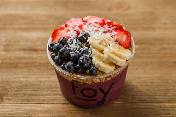 Antioxidant Acai Energy Bowl