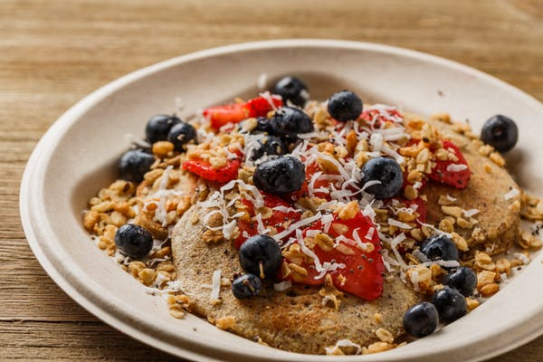 Power Paleo Pancakes