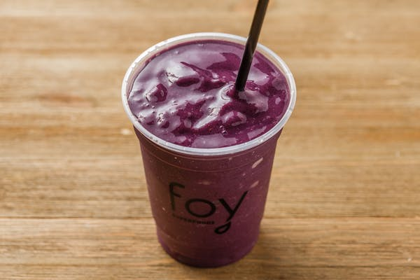 The Blue Jay Smoothie