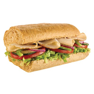 "(6"") Turkey Breast Sub"