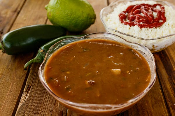 Side Borracho Beans