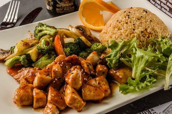 Chicken Hibachi