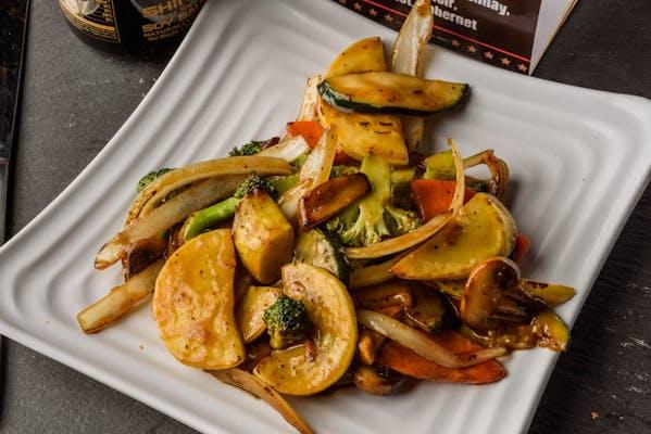 Side of Hibachi Vegetables