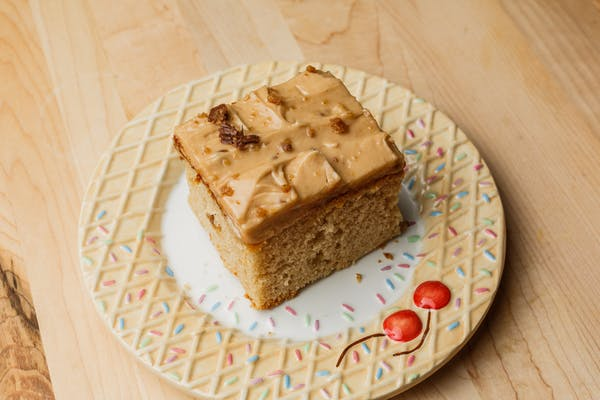 Mind-Blowing Peanut Butter Cake