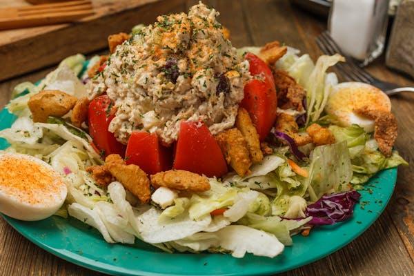 Stuffed Tomateaux Salad