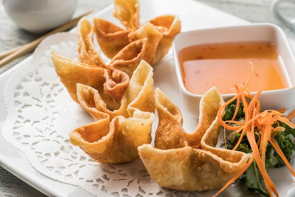 A6. Crab Rangoon
