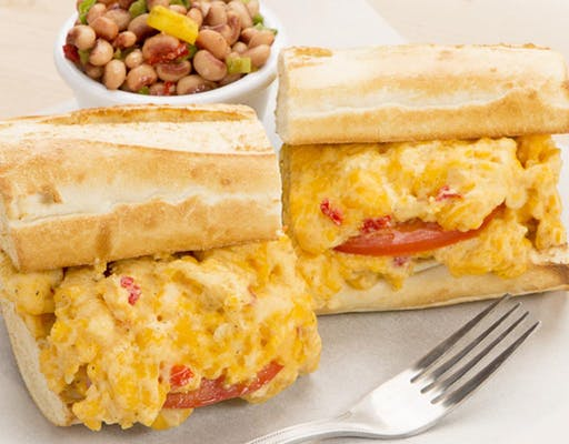 Pimiento Cheese Sandwich