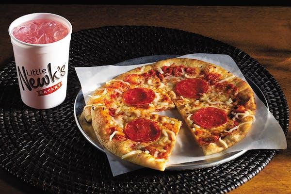 Little Newk's Pepperoni Pizza