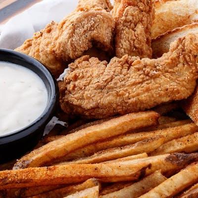 Chicken or Steak Fingers