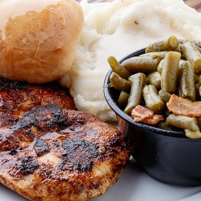 Grilled or Fried Chicken Breast