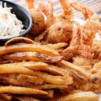 Jumbo Gulf Coast Shrimp