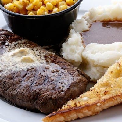 Cast-Iron Seared Steak