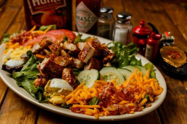 Grilled Chicken Breast Salad