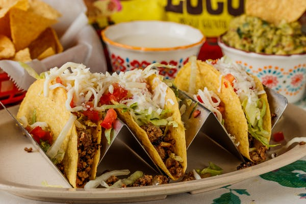 #12 Hard Tacos