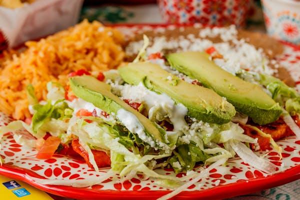 #15 Enchiladas
